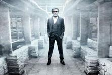 Rajinikanth in a still from 'Kabali'