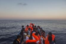Three out of four victims this year died while trying to reach Italy from North Africa, mostly Libya, a longer and more dangerous route. Photo: AP
