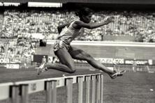 Beyond the likes of P.T. Usha (pictured) and Milkha Singh, there's almost nobody. Photo: Reuters