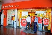 Vodafone India's profit margins stood at 28% two years ago, and are at over 29% now. Photo: Priyanka Parashar/Mint
