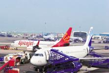 While unbundling services might help, the race to cut flight ticket prices might end up squeezing profitability at the time of rising fuel prices. Photo: Ramesh Pathania/Mint