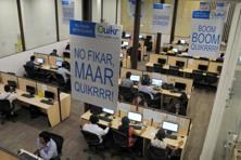 The combined entity will have more than 4 million active job seekers, Quikr claimed. Photo: AFP