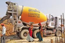 UltraTech's target is to achieve 100 million tonnes capacity by 2020. It has reached striking distance with its acquisition of 21.2 million tonnes of capacity from Jaiprakash Associates Ltd. Photo: Reuters