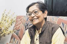Arundhati Ghose's no-nonsense approach besides razor sharp intellect crafted her reputation as a highly capable and formidable diplomat. Photo: HT Photo