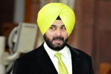 Navjot Singh Sidhu says he quit because BJP asked him to stay away from Punjab. Photo: Hindustan Times