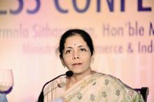 Commerce minister Nirmala Sitharaman had said last month that India's visa restrictions were impacting business and trade. Photo: Pradeep Gaur/Mint