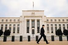 The US Federal Reserve gave no hint of when it might resume the rate hikes it began in December. Photo: Reuters