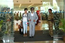 Kabali, which tells the story of an ageing gangster's comeback after 25 years of imprisonment in a Malaysian jail and his subsequent search for his family and, ultimately, revenge against the enemies who had framed him, has the stylish stunts and punch lines that are the staple of every Rajinikanth starrer.