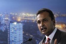 A file photo of Anil Ambani. Photo: Bloomberg