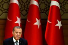 Putting the general staff and the MIT (intelligence agency) under the president's overall direction would be in line with Tayyip Erdogan's push for a new constitution centred on a strong executive presidency. Photo: Reuters