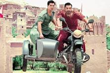 A still from the movie Dishoom. As the piracy distribution network moves online, studios that produce movies like Dishoom are procuring John Doe orders in a bid to block access to websites and URLs.