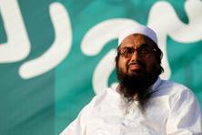 A file photo of Jamaat-ud-Dawa chief Hafiz Saeed. Photo: Reuters