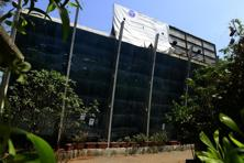 Kingfisher House has a built-up area of over 17,000 sq. ft. Photo: Abhijit Bhatlekar/Mint