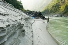 File photo. By 2015, the Haryana government announced an ambitious plan, with a price tag of <span class='WebRupee'>Rs.</span>50 crore to start the excavation of the Saraswati river in the Yamunanagar district of Haryana. Photo: Mint
