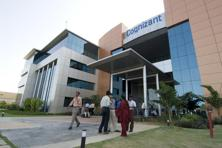 This is the second straight downward revision by Cognizant, which at the start of the year guided for 10% and 14% growth. Photo: Mint