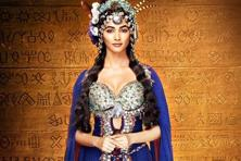 Director Ashutosh Gowariker's epic historical drama 'Mohenjo Daro' features former beauty pageant contestant Pooja Hegde (above), making her debut alongside lead actor Hrithik Roshan.