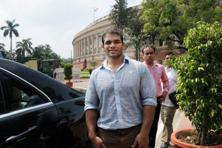 A file photo of Narsingh Yadav. Photo: PTI