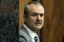 File photo. Nick Denton's future at Gawker with Univision as the owner is now uncertain. Photo: AP