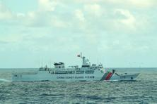 The budget request also includes the cost of strengthening the coast guard in the southern islands of Miyakojima and Amami Oshima to allay worries over China's more assertive activities in the East China Sea. Photo: AFP