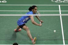 Saina Nehwal, the 2012 London Games bronze medallist, had crashed out in the group stage of the women's singles events in Rio Olympics. Photo: AP