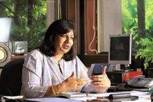 Calling e-commerce the most 'un-figured out' sector, Kiran Mazumdar-Shaw says that the state government should come out with a far-reaching and progressive policy. Photo: Hemant Mishra/Mint
