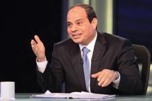 A file photo of Egyptian president Abdel Fattah Al-Sisi. Photo: Reuters