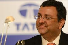 Tata Group chairman Cyrus Mistry speaks during the Tata Global Beverages Limited annual general meeting in Kolkata on Wednesday. Photo: AFP