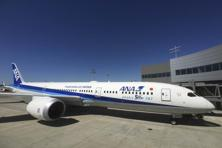 The 787-related flight cancellations are the largest for ANA since 2013, when Boeing and regulators grounded the global Dreamliner fleet while fixing an issue with the plane's lithium-ion battery. Photo: Reuters