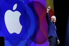 Tim Cook visited India in May this year and sees it as an important market for Apple. Photo: Reuters
