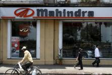 The Mahindra Group is focusing on connected vehicle technology in its bid to drive digitization initiatives. Photo: Bloomberg