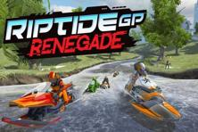 Riptide GP Renegade is developed by a California based start-up called Vector Unit, which also made Hydro Thunder Hurricane, a popular racing game on Microsoft's XBox 360 game console.