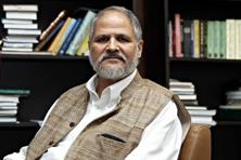 A file photo of lieutenant governor Najeeb Jung. Photo: Hindustan Times
