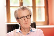Max Rodenbeck, 'The Economist' magazine's South Asia bureau chief. Photo: Ramesh Pathania/Mint