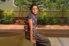 Writer-director Nitya Mehra. Photo: Abhijit Bhatlekar/Mint