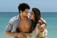 Sidharth Malhotra (left) and Katrina Kaif-starrer 'Baar Baar Dekho'  oscillates between various time periods in its two-and-a-half-hour narrative.