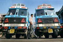 Importantly and of consequence to the investor, the share swap ratio of 100:40 between HFL and Ashok Leyland would result in an equity dilution of nearly 5% in the latter. Photo:  Bloomberg
