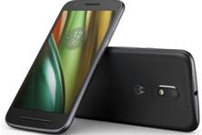 The Moto e3 Power looks similar to the new Moto G4 series phones. It has a very similar flat back design made of plastic, albeit very good  quality materials are in use.