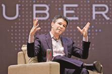 Uber chief executive Travis Kalanick named Africa as one of his priorities, along with China and India. Reuters