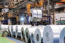 A global steel glut and a deluge of lower-priced imports from countries like China, Russia, South Korea and Japan have led India to tighten restrictions on inbound shipments to aid domestic producers. Photo: Bloomberg