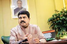 Oil minister Dharmendra Pradhan said the import terminal could eventually supply gas to Bangladesh and Nepal too by laying pipelines. Photo: Mint