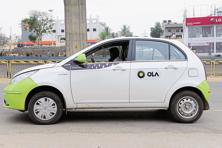 The case against the two cab aggregators—Ola and Uber—was filed on 19 September. Photo: Hemant Mishra/Mint