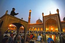 The Jama Masjid. Photo: Virendra Singh Gosain/Hindustan Times