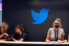 Twitter stocks were impacted due to potential decline in ad revenues. Photo: Bloomberg