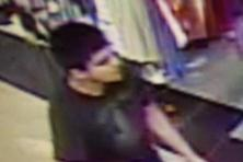 This video grab provided by Skagit emergency department shows a suspect wanted by the authorities regarding a shooting at the Cascade Mall in Burlington, Washington. Photo: AP
