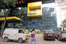 Employee costs are one of the largest areas of expense for e-commerce companies, after marketing and discounts. By replacing cash with stock, Flipkart is cutting part of its spending on salaries. Photo: Hemant Mishra/Mint