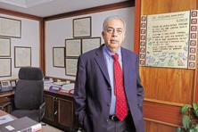 The big challenge is identifying companies that meet MCIE's criteria of scale, corporate governance and those that are ready to cede control, said chairman Hemant Luthra. Photo: Abhijit Bhatlekar/Mint