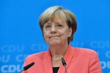 "File photo. While it's 'encouraging' other EU states have started to accept more refugees, Merkel said the bloc's ""mechanism is too slow"" for distributing people who've filed applications for asylum. Photo: AFP"