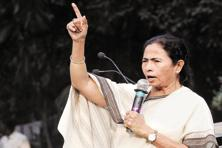 A file photo of West Bengal CM Mamata Banerjee.  Photo: HT