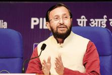 Human resources minister Prakash Javadekar said that India has also submitted its voluntary action plan to cut down carbon emissions on 2 October, to the UN. Photo: Ramesh Pathania/Mint