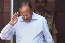 A file photo of NSA Ajit Doval. Photo: PTI